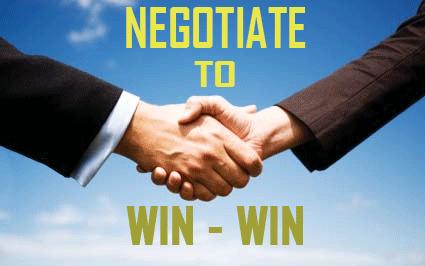 Đàm phán lương win - win