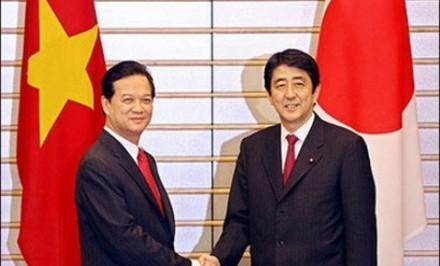 Nhật Bản đầu tư vào Việt Nam