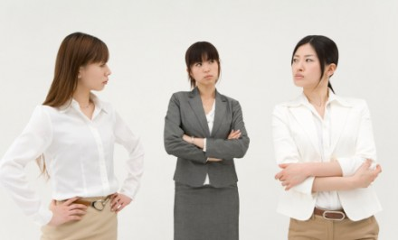 Giải quyết mâu thuẫn trong công việc
