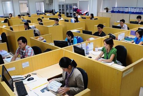 Image result for nhân viên văn phòng