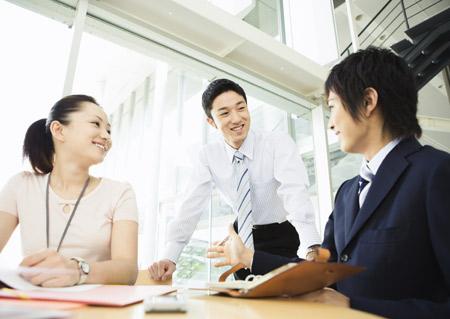 Văn hóa tuyển dụng của người Nhật