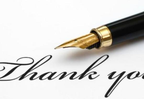 Kinh nghiệm gửi thư cảm ơn Nhà tuyển dụng